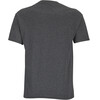 Marmot M's Ascend Tee SS Charcoal Heather